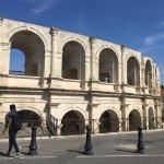 Amphitheatre (les Arenes) Foto