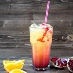 Cocktail - Tequila Sunrise