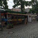Carlsplatz Markt Foto