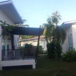 one bedroom villa's are fabulous self contained & moderns units, very well laid out and spacious