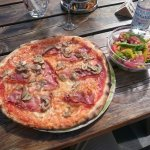 Foto de Pizzeria Bruckenwirt