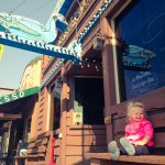 Red's Blue Goose Saloon Foto