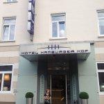 Hotel Hamburger Hof Foto