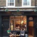 Foto di Monmouth Coffee Company