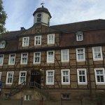 Zum Hotel gehörender Schlossgasthof