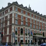 Front of the Shelbourne Hotel