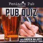 Pub Quiz Wednesdays
