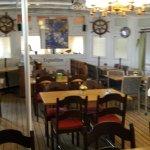 Restaurant Le Bateau Fribourg Foto