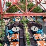 Bluebird Restaurant Chelsea Foto