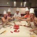 Cooking class at Hotel Buca di Bacco Foto