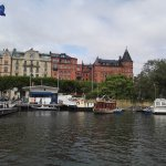 Stockholm Canals Foto