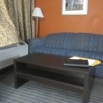 Sitting Area, KIng Size Room, Best Western Desert Villa Inn, Barstow, CA