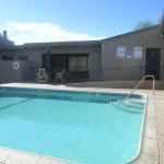 Swimming Pool, Best Western Desert Villa Inn, Barstow, CA