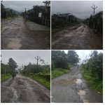 road is in bad condition and very for from main city.