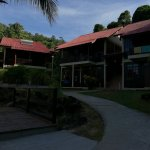 Redang Holiday Beach Villa Foto