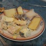 Assiette de fromage 😋