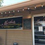 Foto de Marsha's Backstreet Cafe