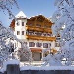 Hotel Alpenherz im Winter