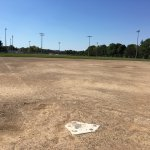 Cobb's Hill Park - home plate on field #3
