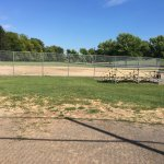 Cobb's Hill Park - looking down row of softball fields