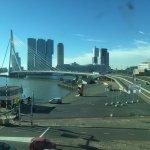Erasmus Bridge Foto