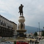 Photo de Macedonia Square