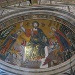 Mosaic inside San Miniato