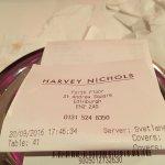 Harvey Nichols Forth Floor Restaurant Foto