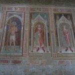 Frescos in San Miniato