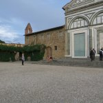 Monastery, Cathedral, and Wedding party at San Miniato