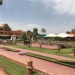 Aqua Fun Park Hotel Grounds