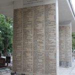 Holocaust Memorial at Kozma Street Cemetery