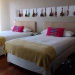 Hotel Rosario Lago Titicaca Foto