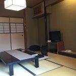 My room at Yamamotoya.