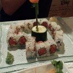Crunchy Dpicy Tuna Roll