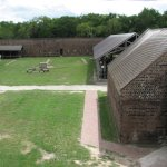 Old Fort Jackson Foto