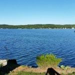 Geneva Lake Shore Path Foto