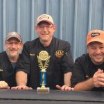 First Place Pork Shoulder 2016 Sussex County Champions of the Grill