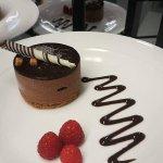 Chocolate Lava Cake (Custom Design)