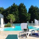 la piscine exterieure