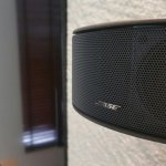 In Room Home BOSE Theatre Sound System