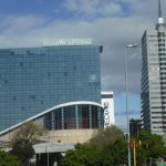 Cape Town International Convention Centre and the Westin Hotel