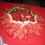 las frutas muy frescas ..del dia