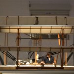 Replicate of the Wright Flyer of 1903