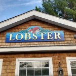 New lobster sign!