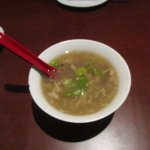 neither hot nor sour soup
