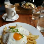 Lots of breakfast options at Zum