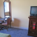 Sitzecke, TV-Gerät