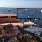 breakfast with a view to die for
