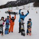 Snowboard class